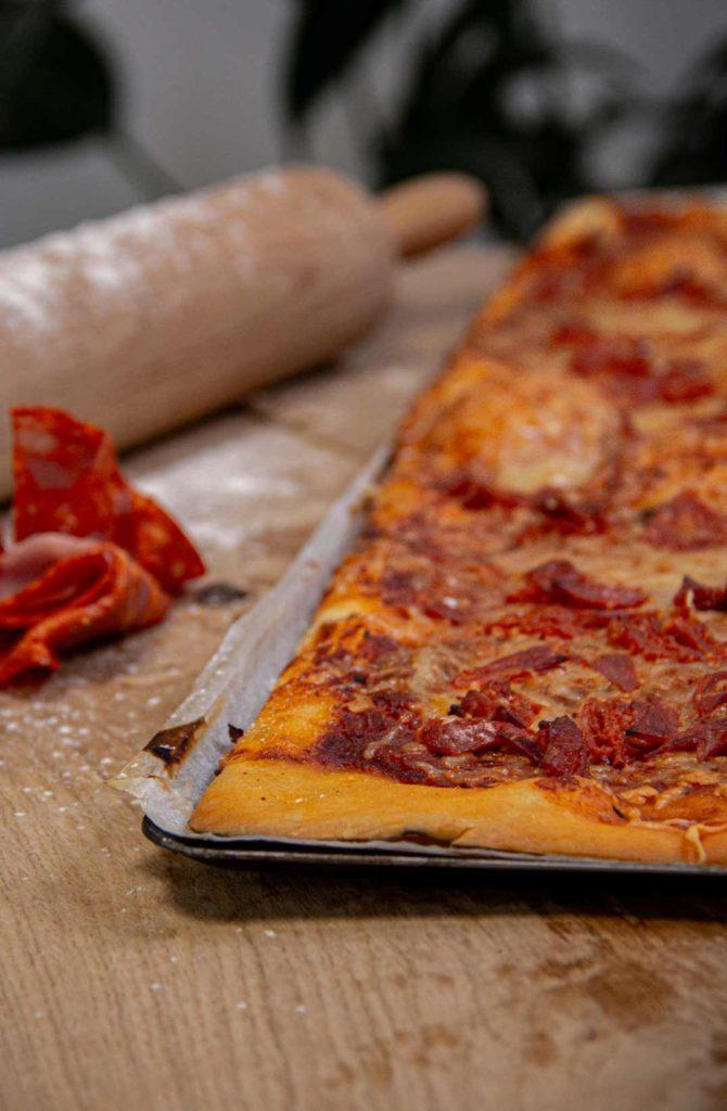 Maison Ayma - Pizza et quiche